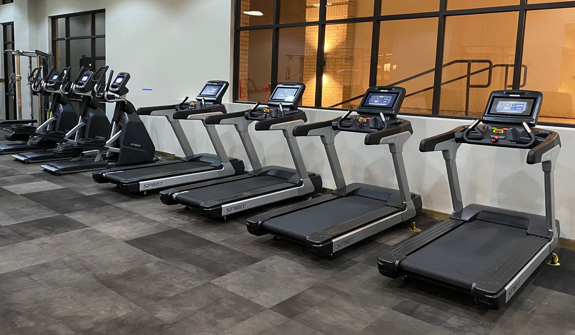 Treadmills Installed By Mid-States Fitness Repair